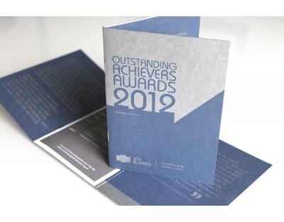 Booklet Design Services (A4,A3)
