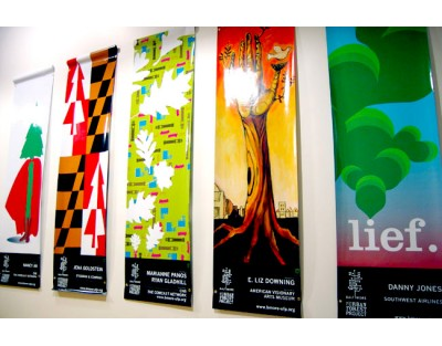 Banners and Large Format Product Design