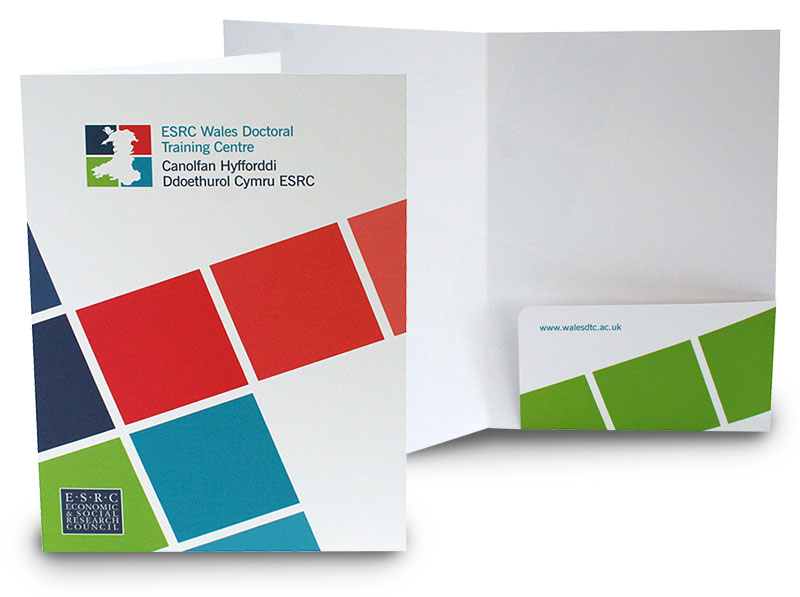 Presentation Folder Printing in London